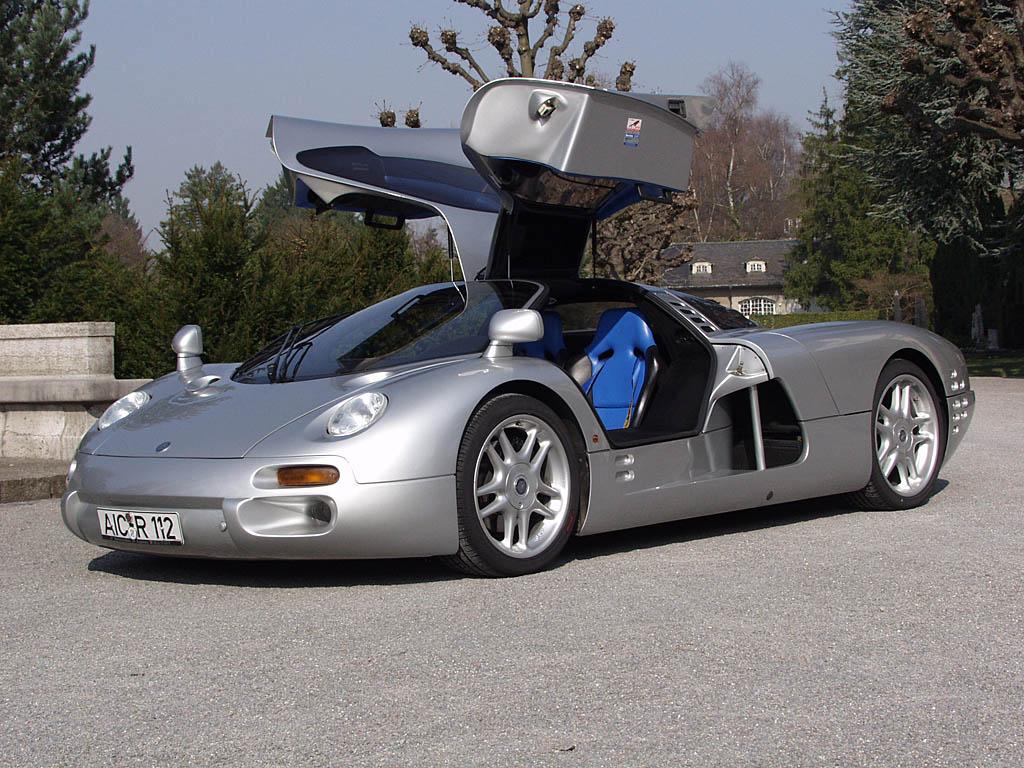 Forgotten 90s Supercars - 1993 Isdera Commendatore