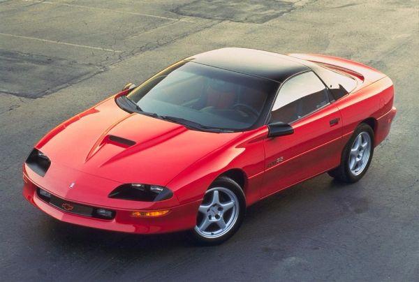 1996 Camaro z28 ss