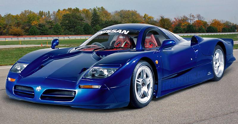 Forgotten 90s Supercars - Nissan