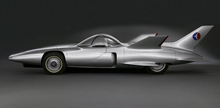 #2. General Motors Firebird III – 1958