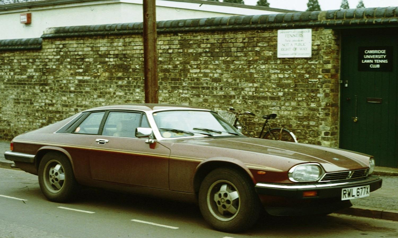 #2. Jaguar XJS