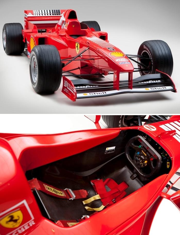 #2. Jon Shirley - Ferrari F310