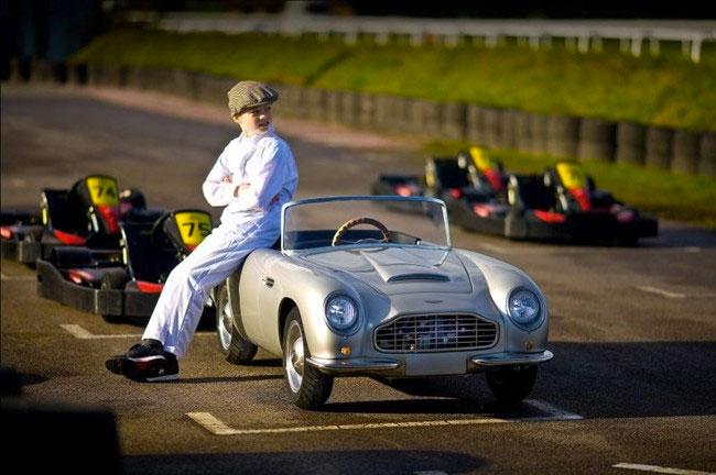#20. The Mini Aston Martin DB Junior