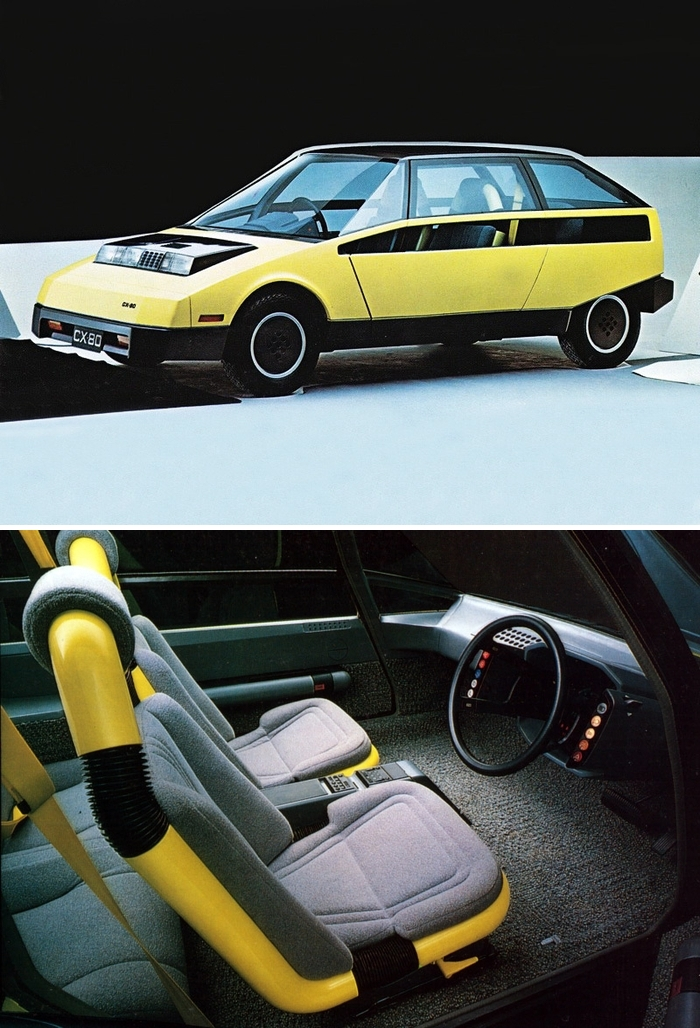 #20. Toyota CX-80 – 1979