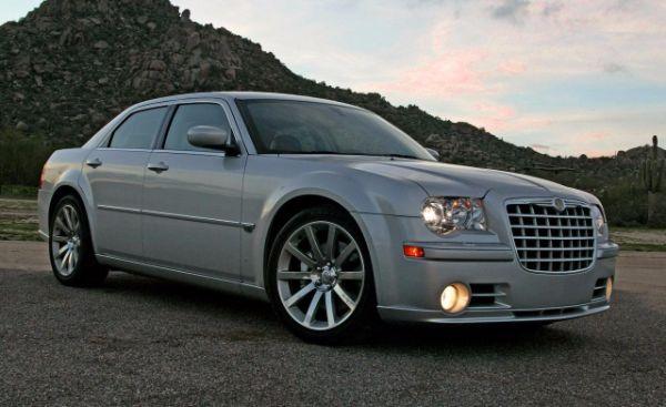 2008 Chrysler 300C SRT8