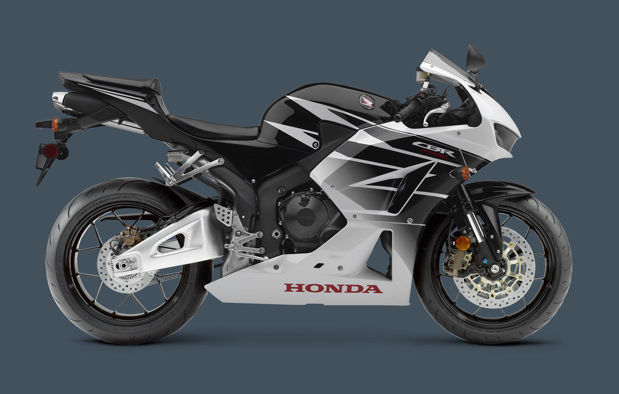 Honda CBR600RR 4