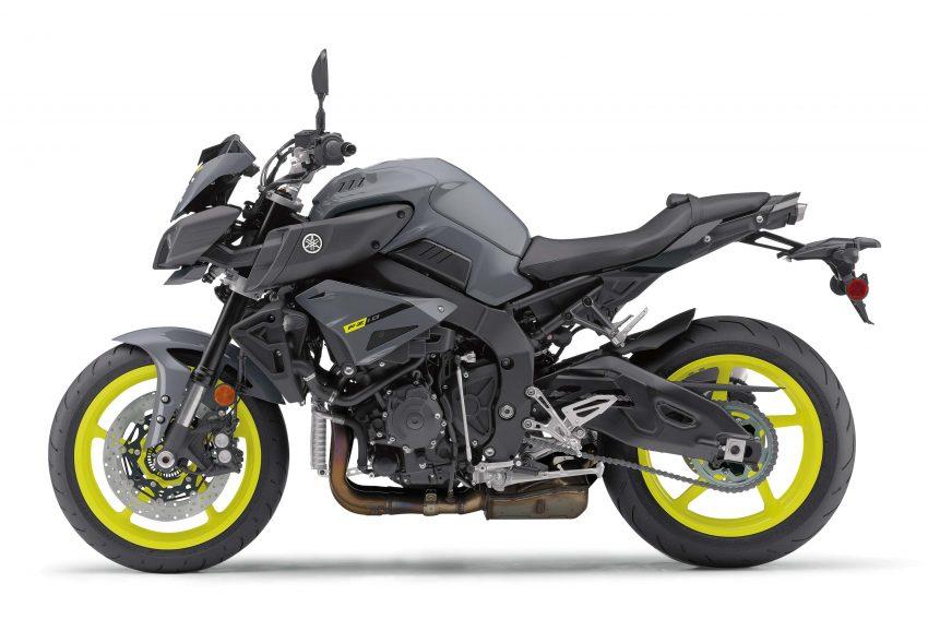 2017 Yamaha FZ-10 Specs 1