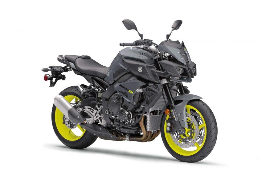 2017 Yamaha FZ-10 Specs 3
