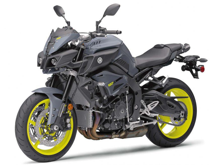 2017 Yamaha FZ-10 Specs 4