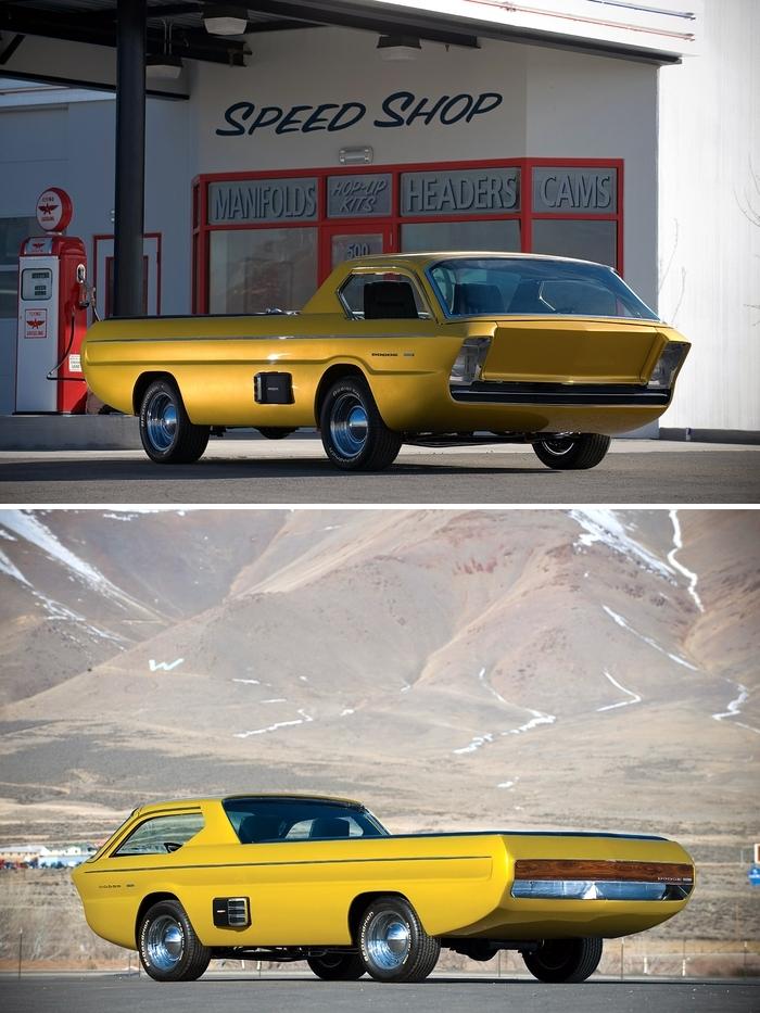 #21. Dodge Deora – 1965
