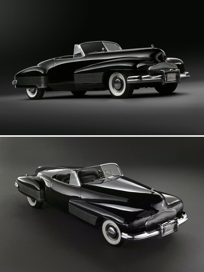 #22. Buick Y-Job – 1940