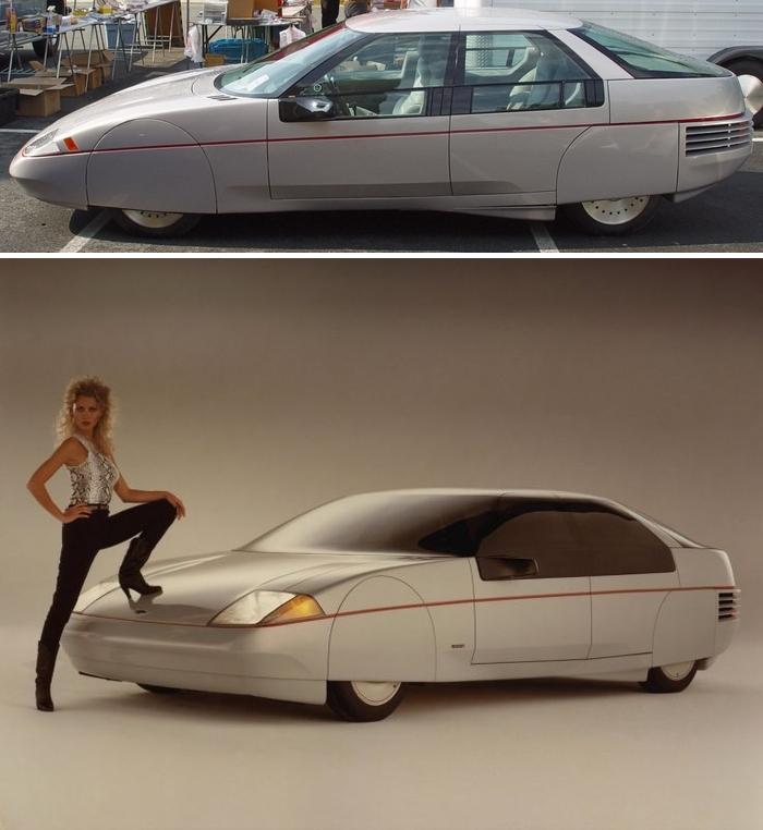 #23. Ford Probe IV – 1983