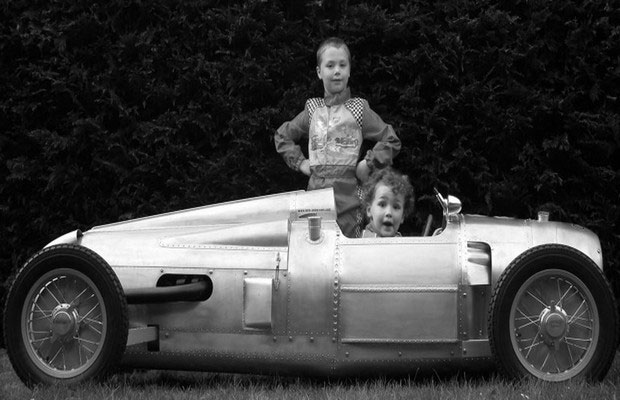 #28. Scale Version of a Type A Racer