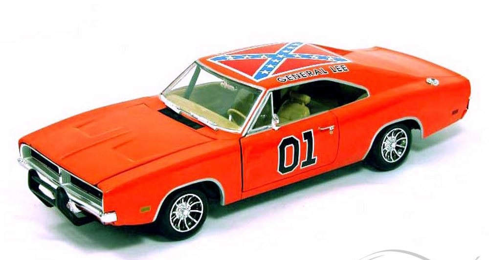 The-Dukes-of-Hazzard-General-Lee-1969-Dodge-Charger