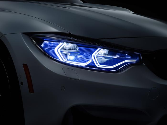 #4. Laser Headlights