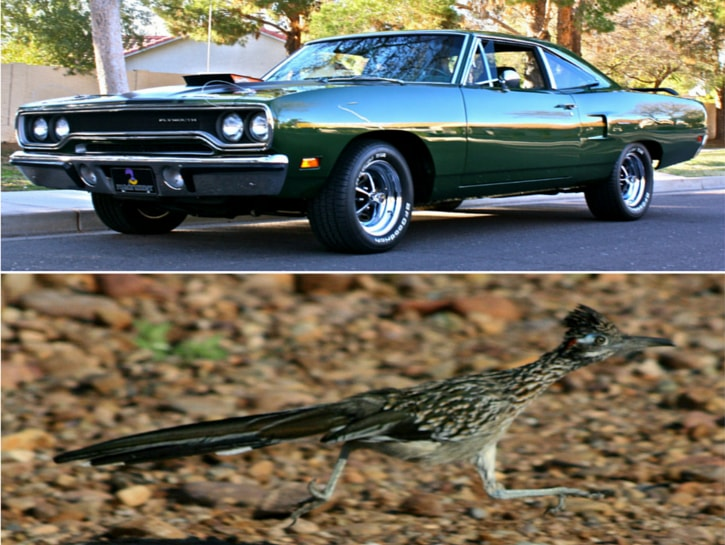 #4. Plymouth Road Runner