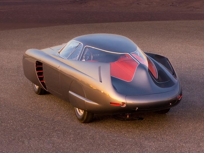 #6. Alfa Romeo BAT 5 – 1953