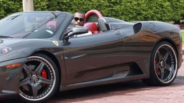 #6. Ferrari F430 Spider