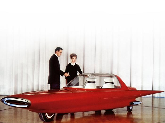 #7. Ford Gyron – 1954