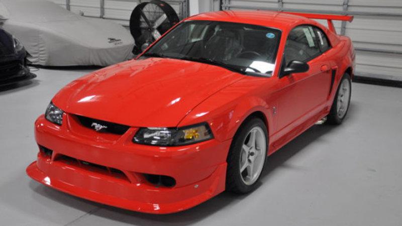 Rare 2000 Mustang Cobra R For Sale On Ebay