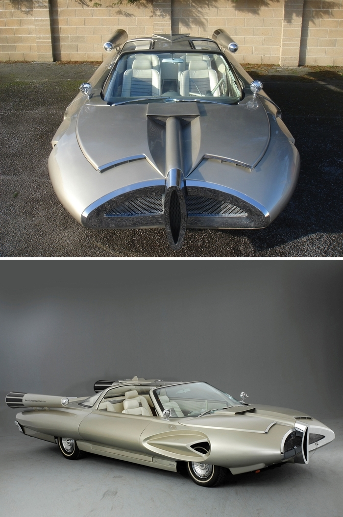#9. Ford X2000 – 1958