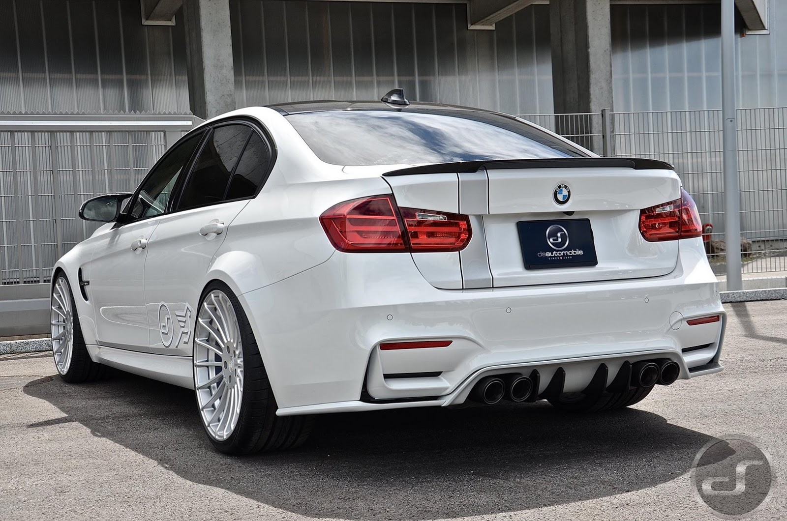 BMW M3 Gets the Hamann (Back II)