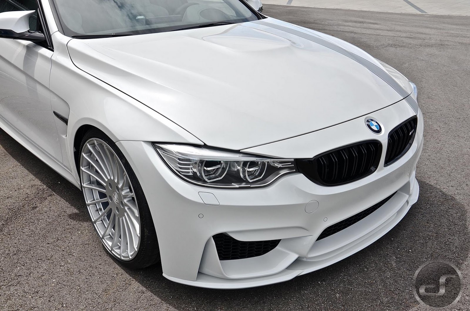 BMW M3 Gets the Hamann (Front III)
