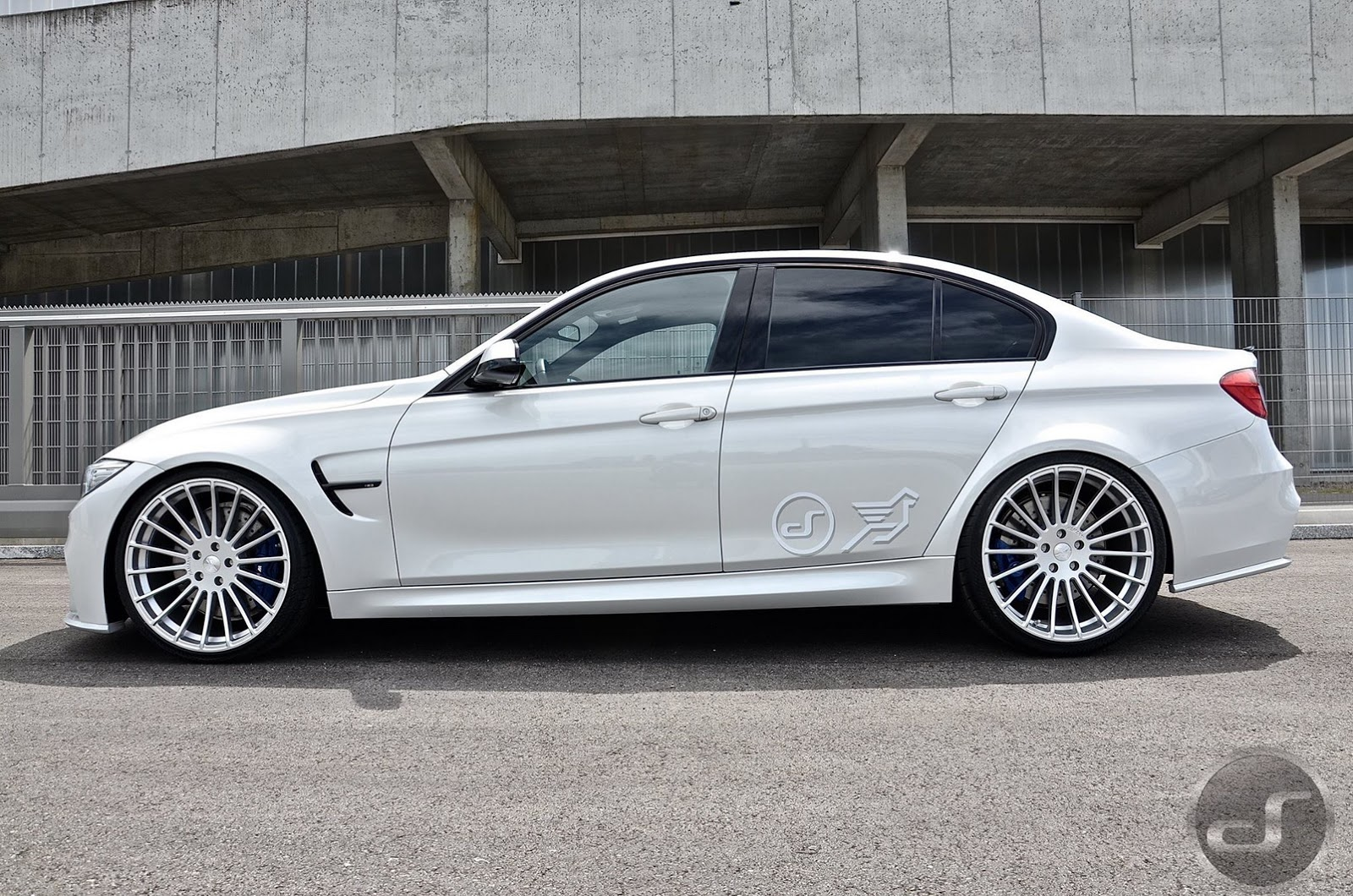 BMW M3 Gets the Hamann (Side II)