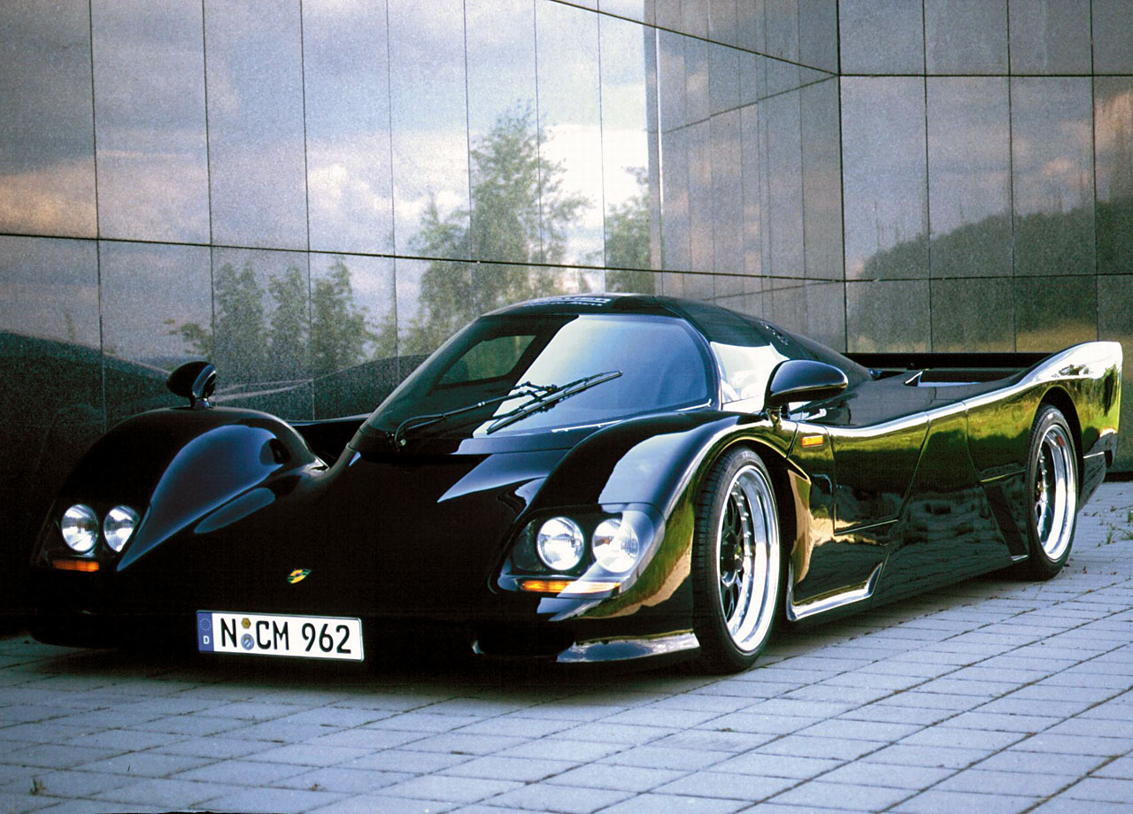 Forgotten 90s Supercars - Dauer-962 Le_Mans