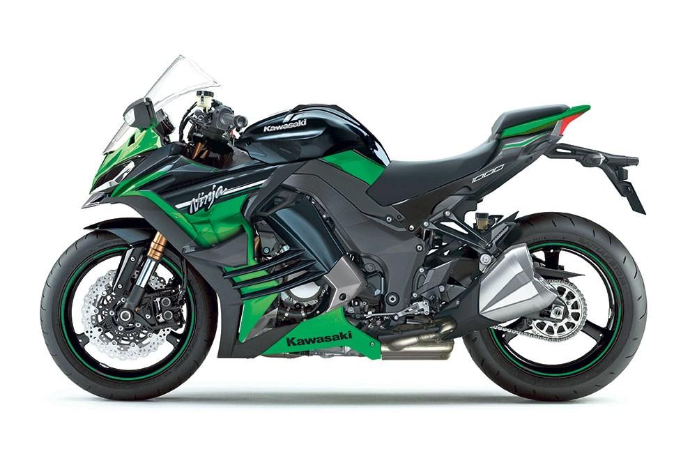 Kawasaki Ninja 1000 Tourer