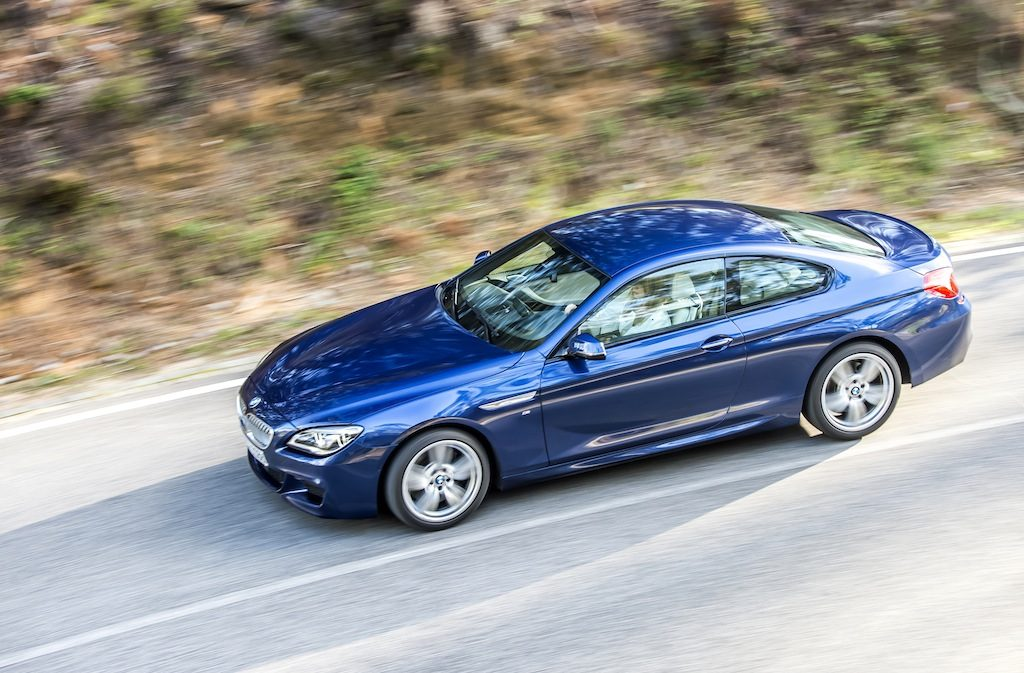BMW 650i Coupe - Cars That Flopped And No One Buys