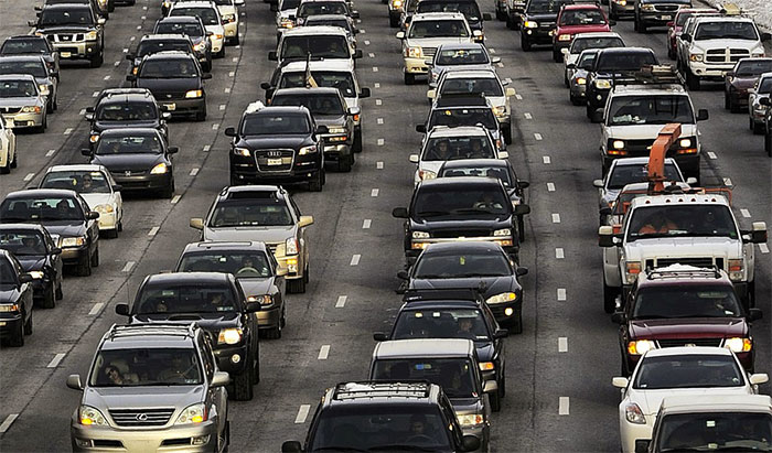 Stay Away from Traffic Jams
