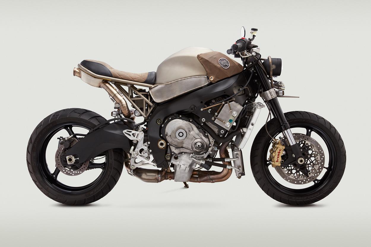 Classified Moto GSX-R1000 11