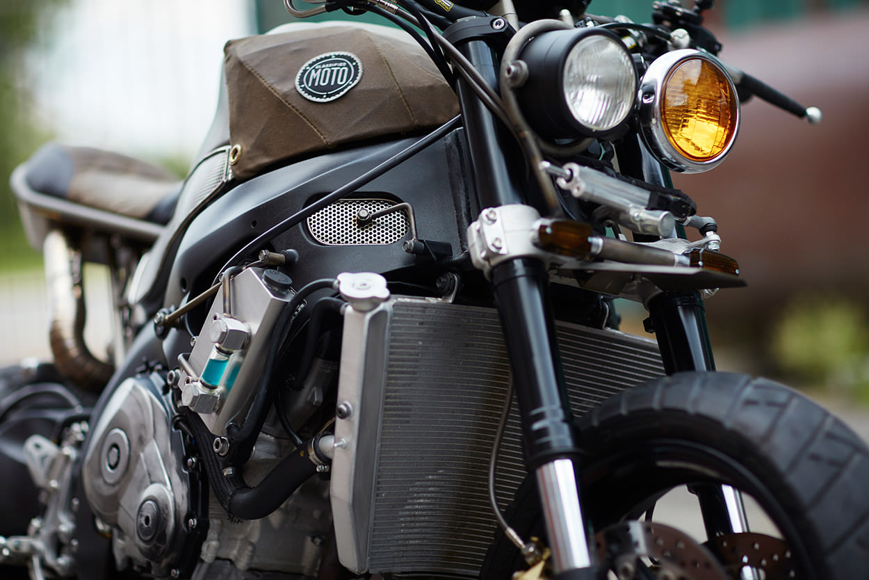 Classified Moto GSX-R1000 7