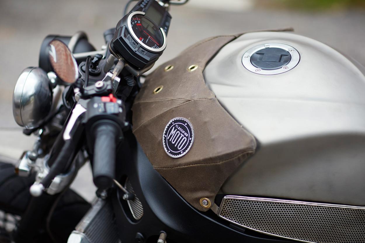 Classified Moto GSX-R1000 9