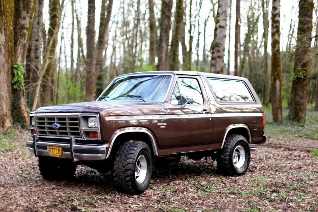 Classic SUV Models That Need Resurrecting - Bronco