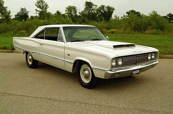 Fastest Classic Muscle Cars - Dodge Coronet