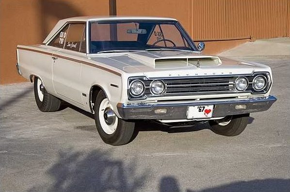 Fastest Classic Muscle Cars - Plymouth Belvedere