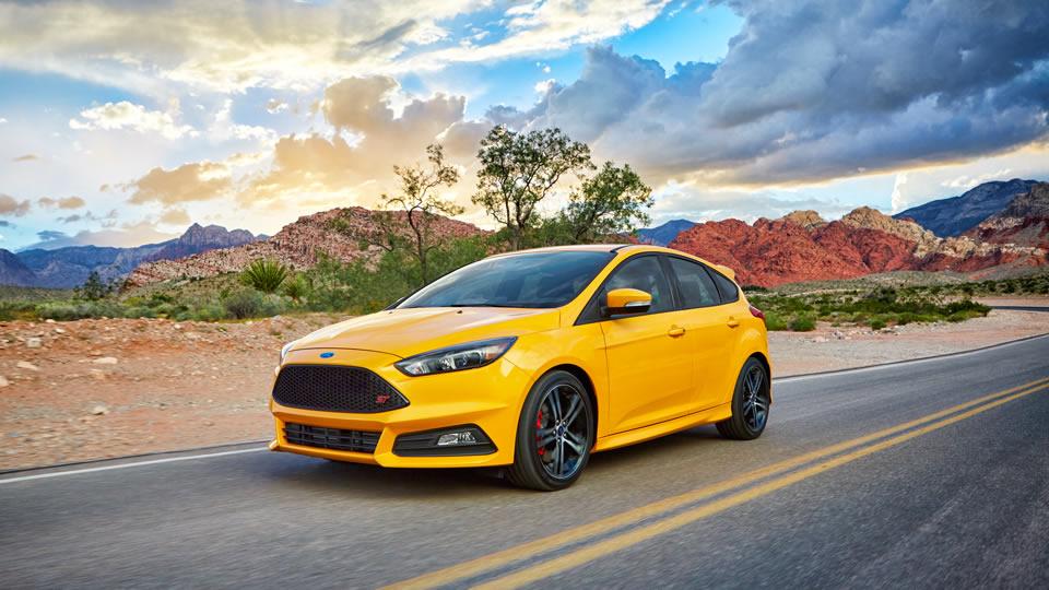 Sleek Cars - Ford Focus st