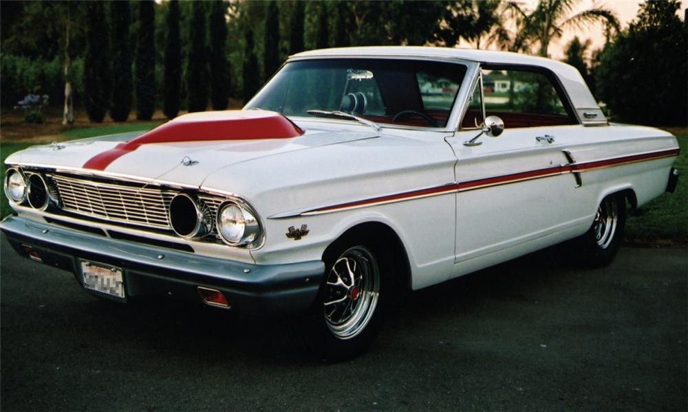 Fastest Classic Muscle Cars -Ford Fairlane Thunderbolt