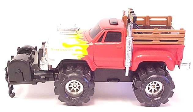 Stomper Toy Trucks