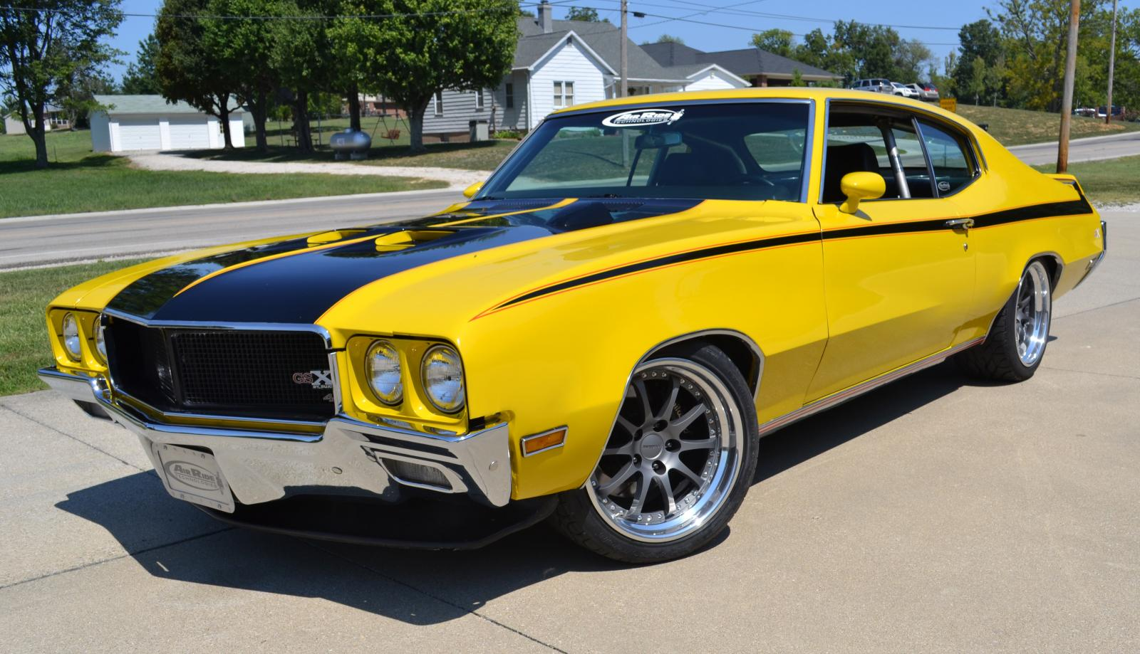 Fastest Classic Muscle Cars - Buick Skylark GSX