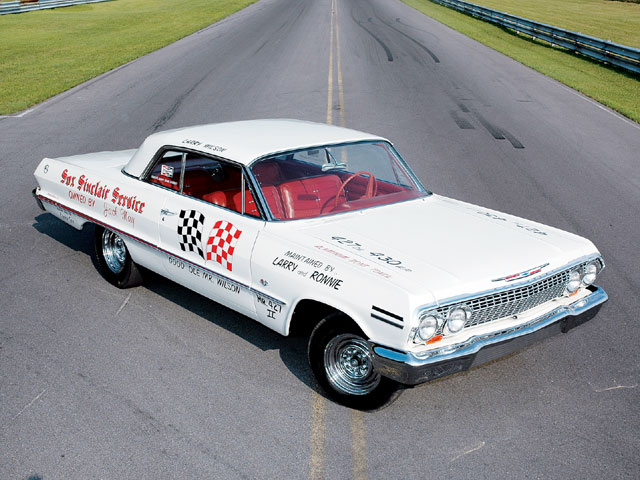 Fastest Classic Muscle Cars - Chevrolet Impala