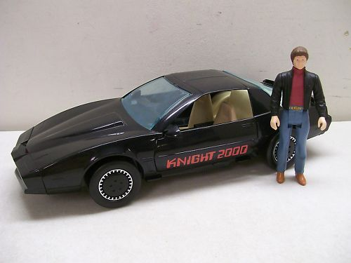 Knight Rider Collectible Car