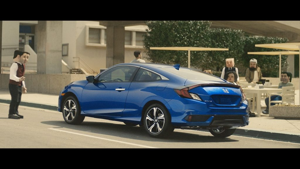 Longest Lasting Vehicles - Honda Civic