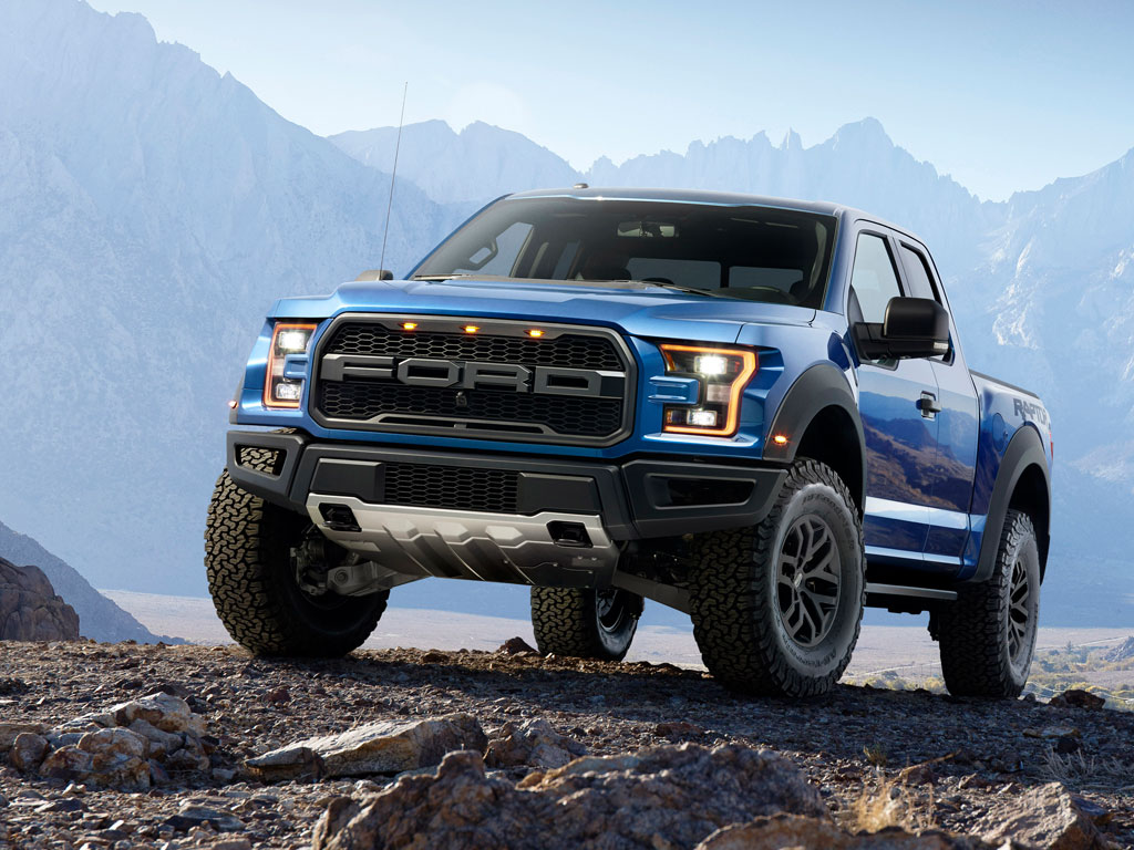 2017 trucks worth waiting for - Ford raptor