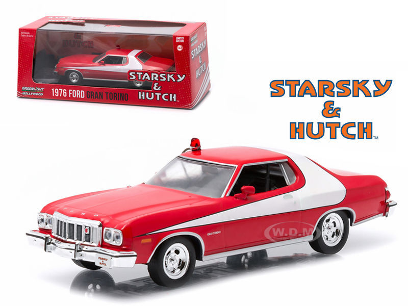 Starsky & Hutch toy cars