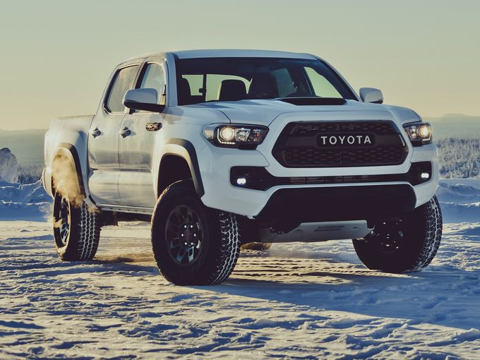 2017 trucks worth waiting for - toyota tacoma trd