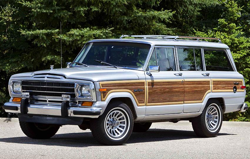 Classic SUV Models That Need Resurrecting - 1989 Jeep Grand Wagoneer