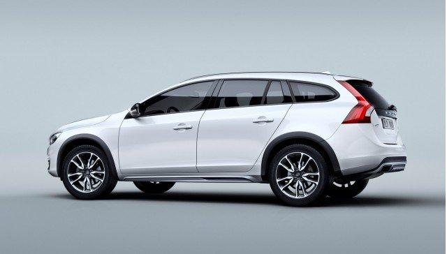 #1. 2016 Volvo V60
